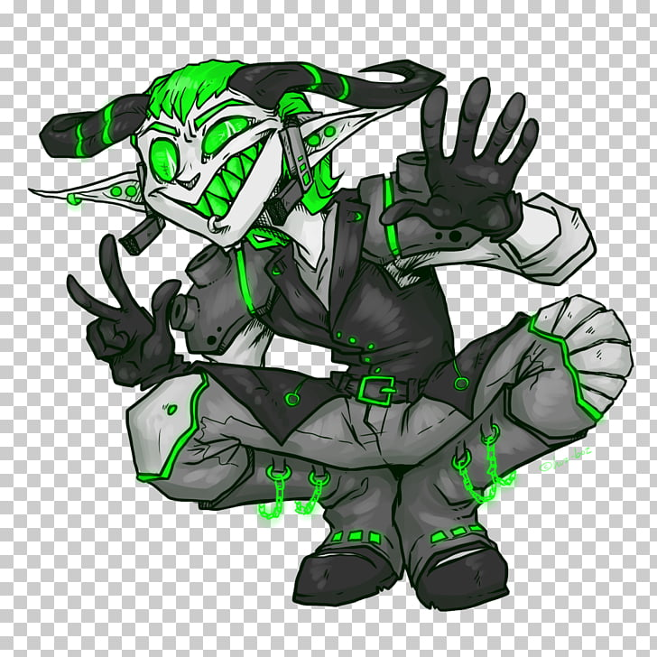 Super Metroid Vox Space pirate Character , Dubstep PNG.