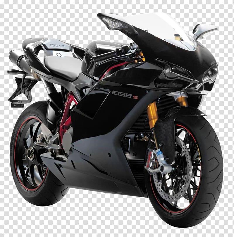 Black and gray sports bike, Ducati Museum Motorcycle Ducati.