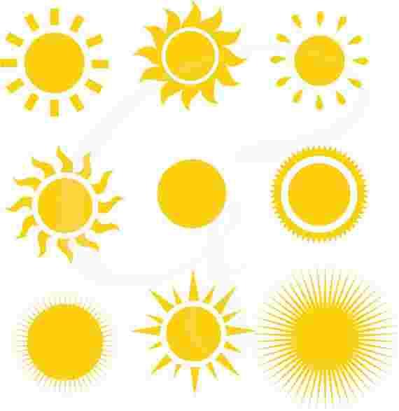 Best Cliparts: Ducharse Clipart Sun.