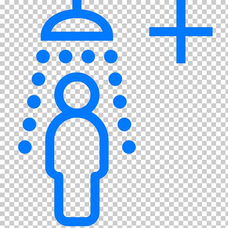 Ducharse los iconos de la computadora, así como el agua PNG.