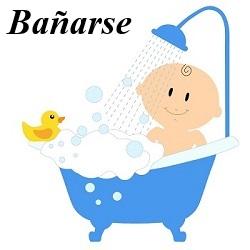Banarse Conjugation: Present Tense & Command.