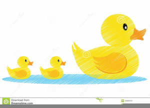 Ducklings Following Mother Png & Free Ducklings Following.