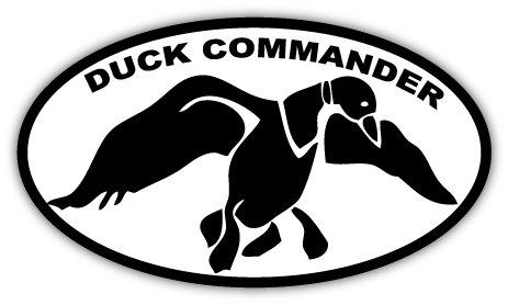 Duck Commander sticker decal 6 x 3.