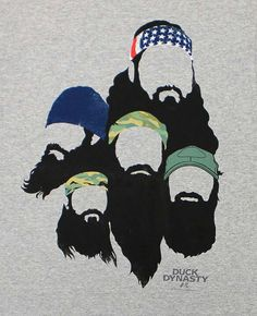 Duck Dynasty Beard Clipart (22+).