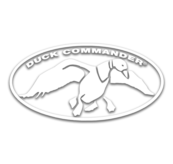 Duck Commander Logo Decal SMALL.