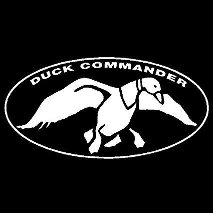Amazon.com: Duck Commander Vinyl Decal Car Truck Window.