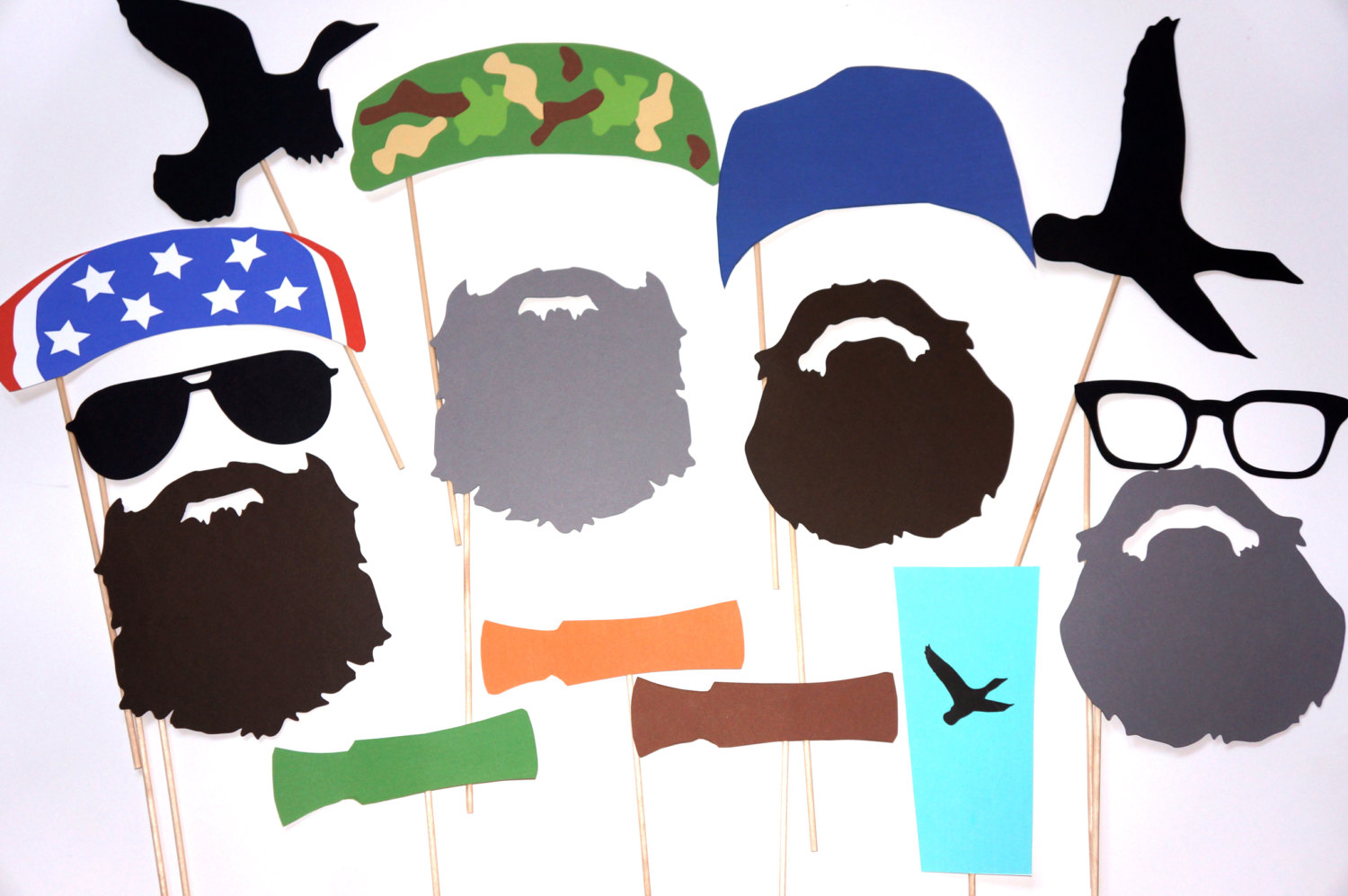 Download Duck Dynasty Beard Png.