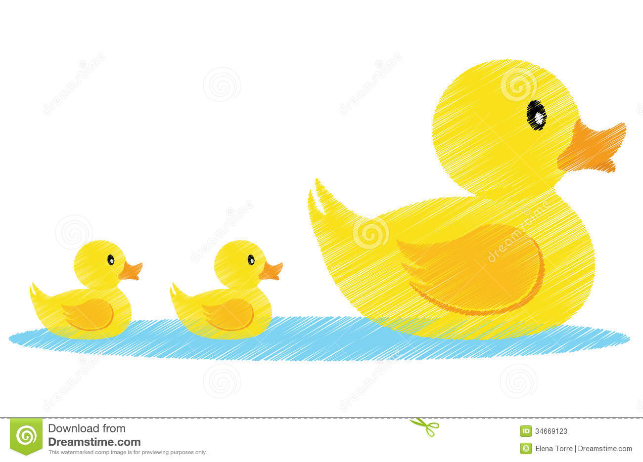 Duck Family Clipart 20 Free Cliparts Download Images On