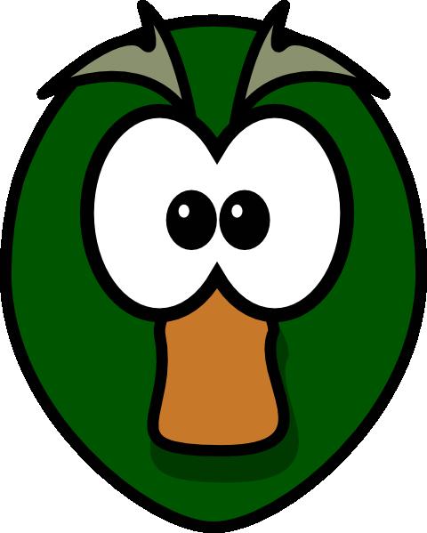 Duck Head Clip Art at Clker.com.