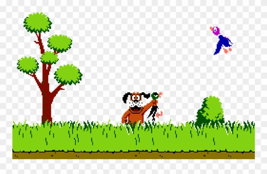 Duck Hunt Duck Png.