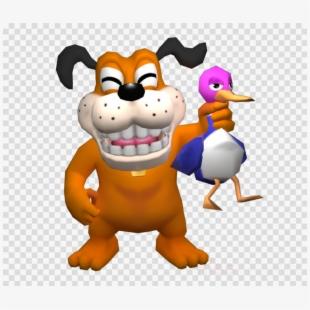 Duck Hunt Dog Png.