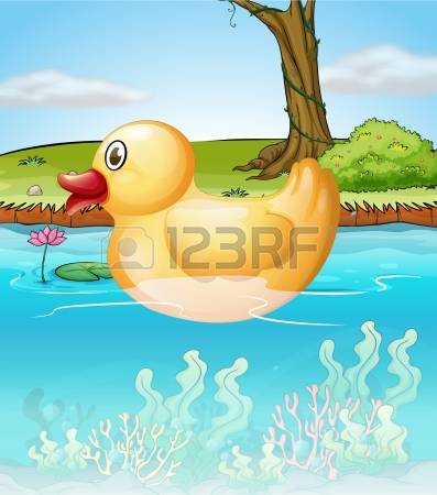 1,017 Duck Pond Stock Illustrations, Cliparts And Royalty Free.