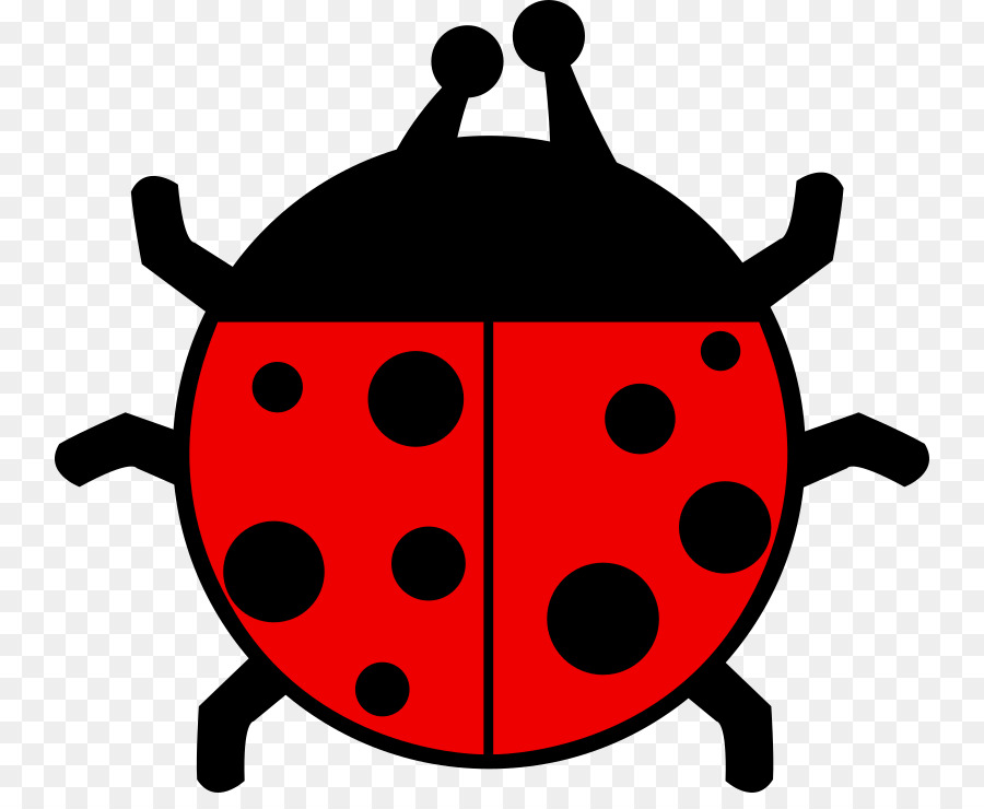 Insect Ladybird Clip art.