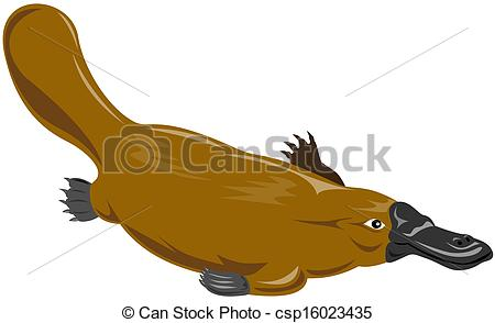 Platypus Illustrations and Clip Art. 291 Platypus royalty free.