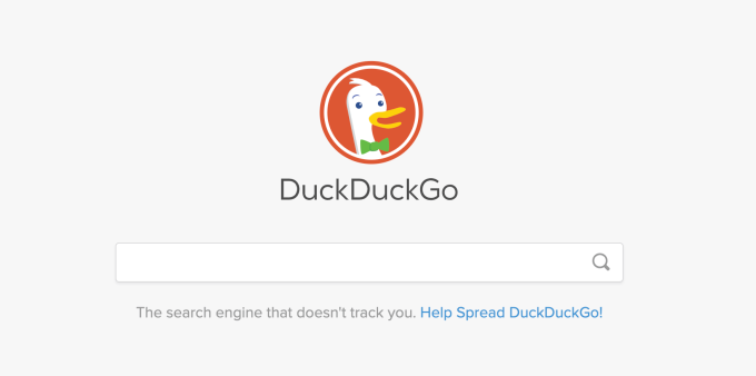 Google has quietly added DuckDuckGo as a search engine option for.