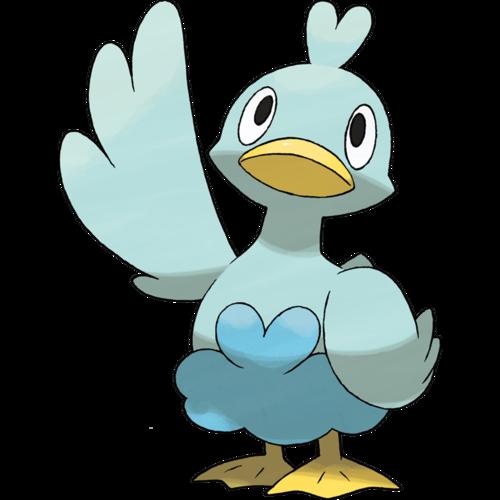 Ducklett Clipart.