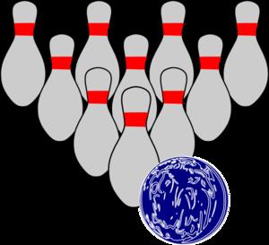 Bowling Duckpins Clip Art at Clker.com.