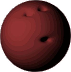 Duckpin Bowling Ball Clip Art Download.