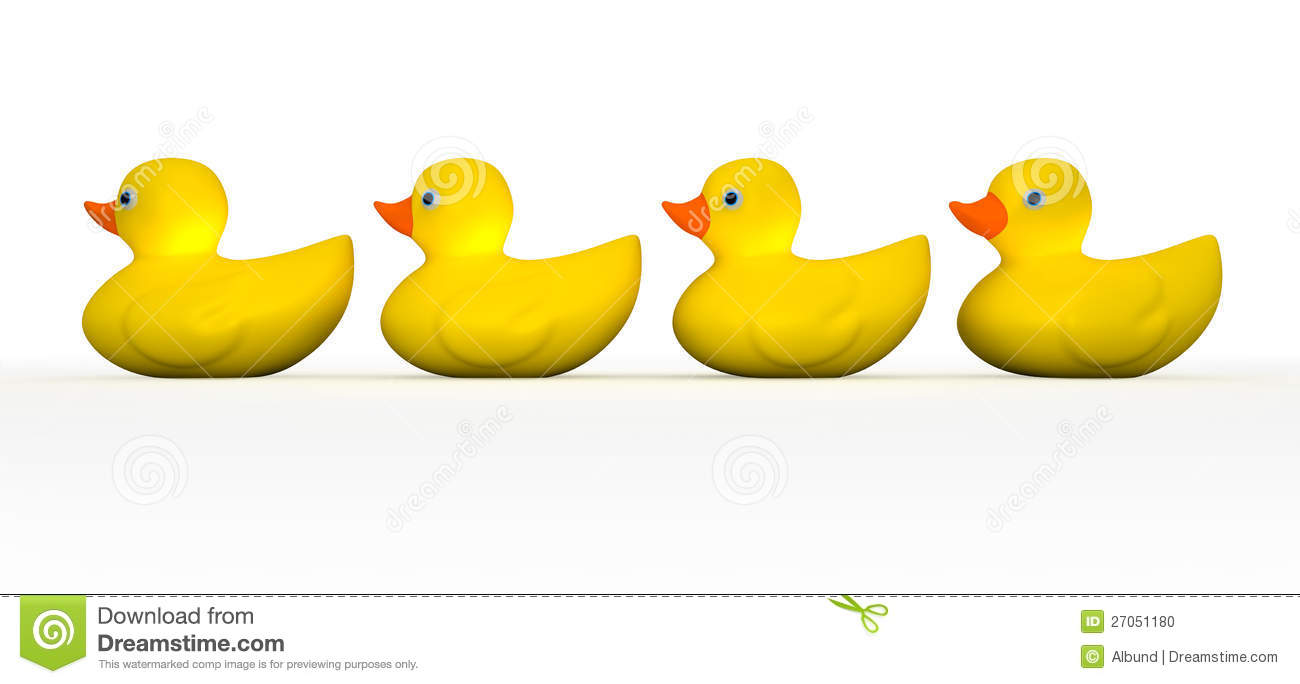 Free Clipart Ducks In A Row.