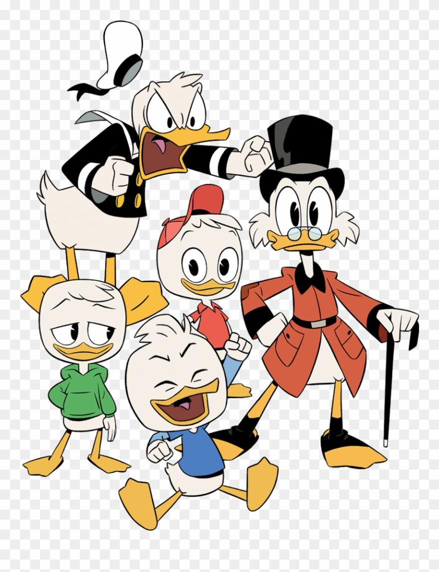 ducktales clipart #4