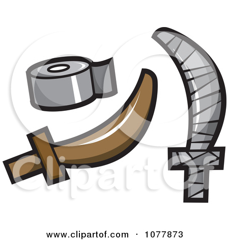 Duct tape clip art free.