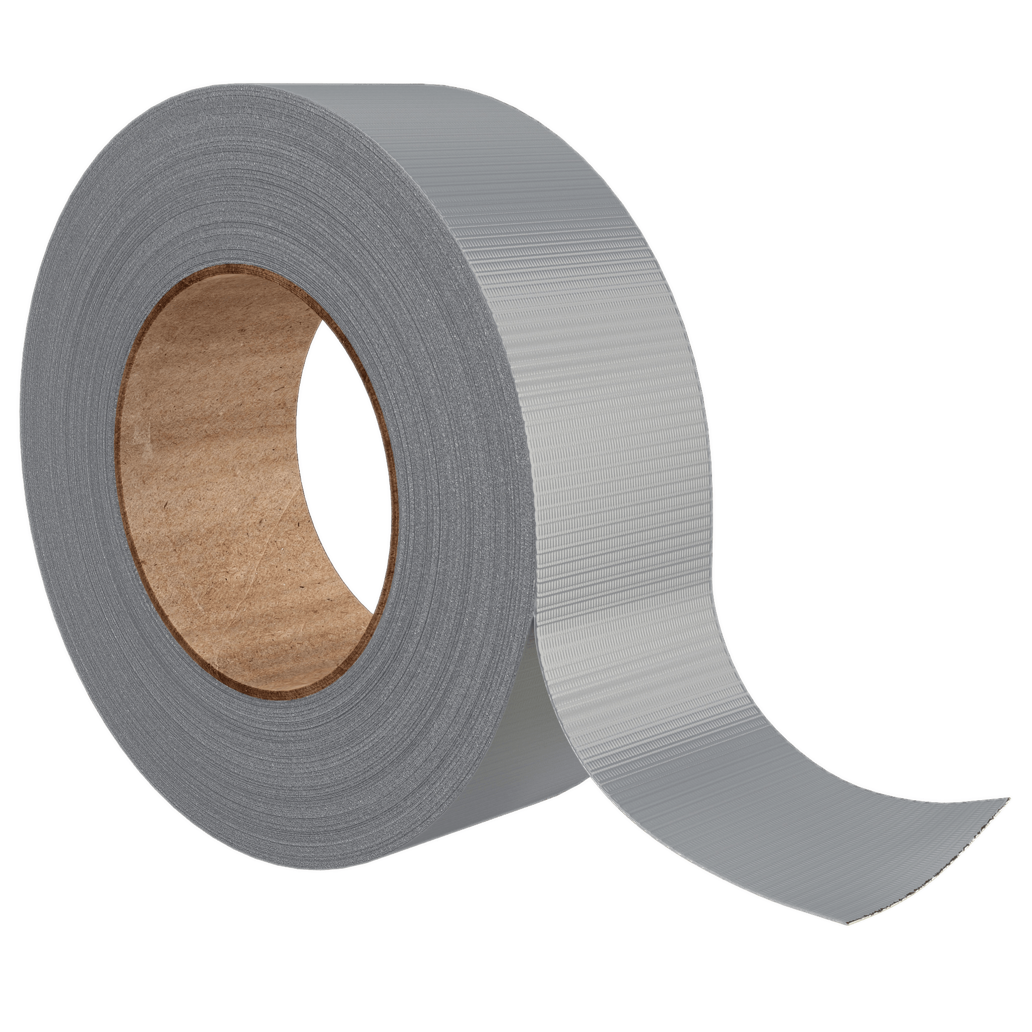 Grey Duct Tape transparent PNG.