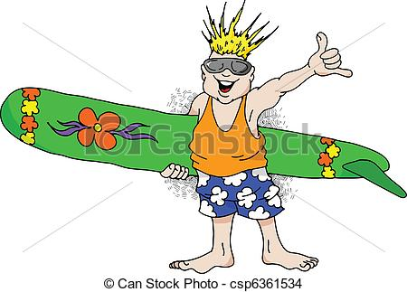 Surfing dude Clip Art Vector and Illustration. 35 Surfing dude.
