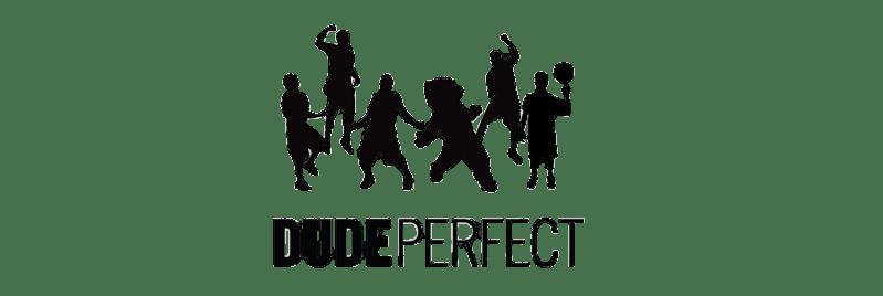 Dude Perfect Logo transparent PNG.