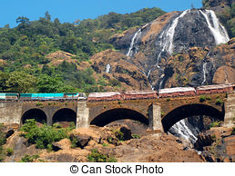 Dudhsagar Images and Stock Photos. 23 Dudhsagar photography and.
