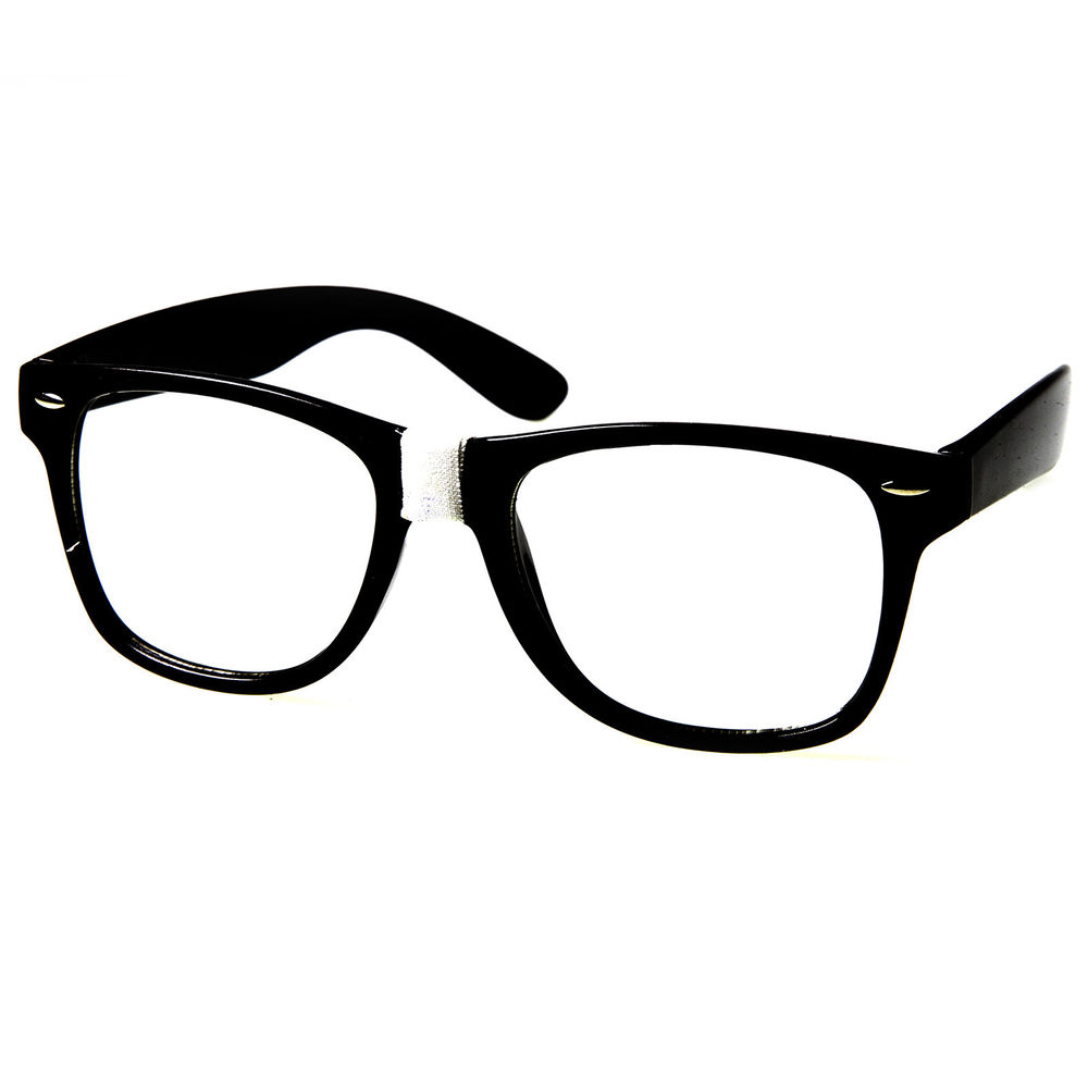 Geek Glasses Tape Clipart.