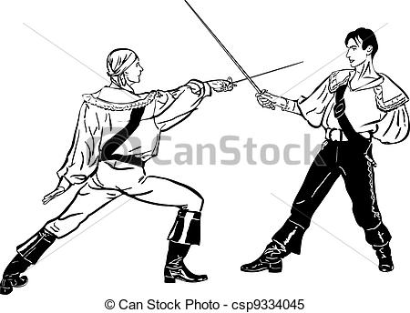 Duel Illustrations and Clipart. 4,799 Duel royalty free.