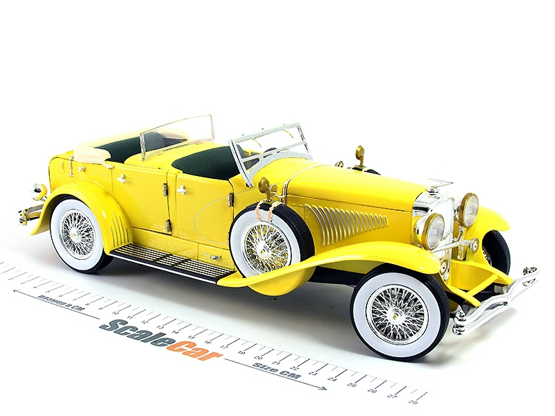 1:18 DUESENBERG II SJ 1932 THE GREAT GATSBY MOTION PICTURE 2013.