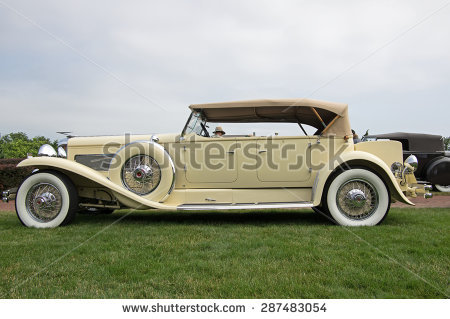 Duesenberg Stock Photos, Royalty.