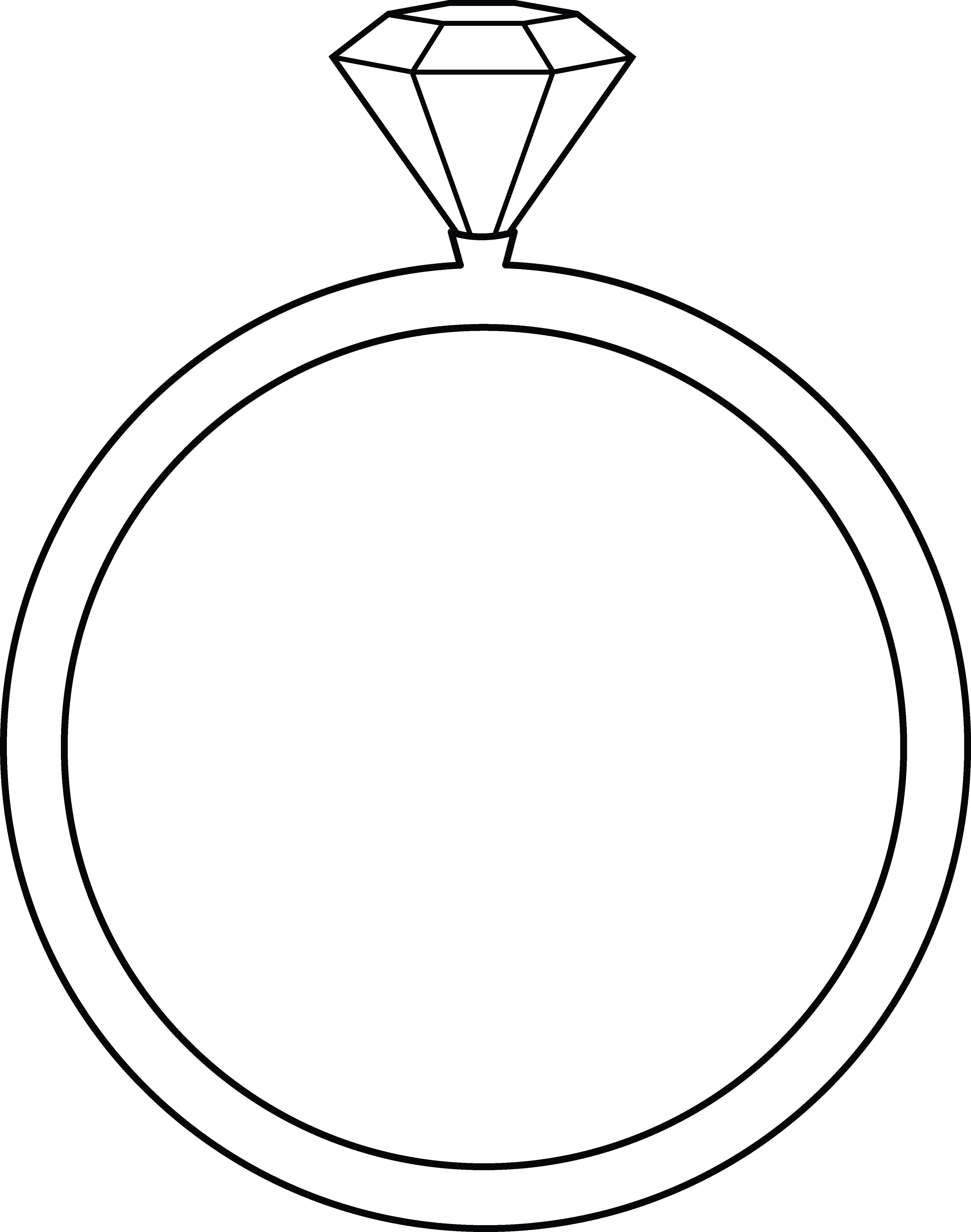 Diamond Ring Clip Art & Diamond Ring Clip Art Clip Art Images.
