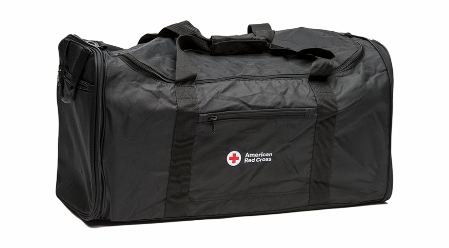 Aed Training Device Expandable Duffel Bag.