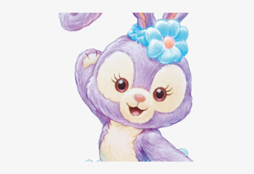 Disney Duffy And Friends PNG Image.