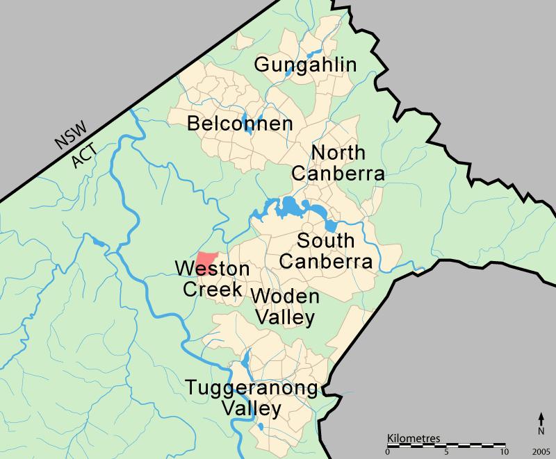 Duffy, Australian Capital Territory.