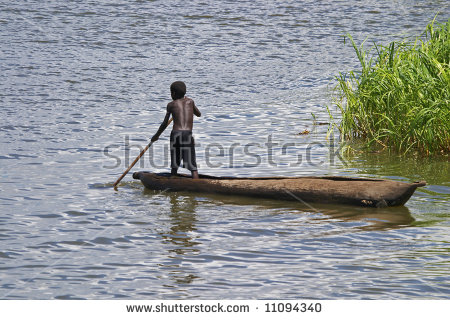 Dugout Canoe Stock Photos, Royalty.
