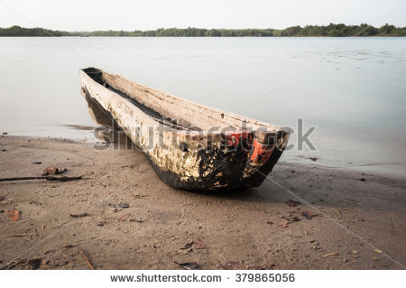 Wooden Canoe Stock Photos, Royalty.