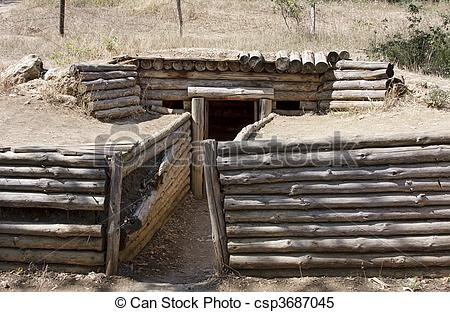 Stock Images of Dugout.