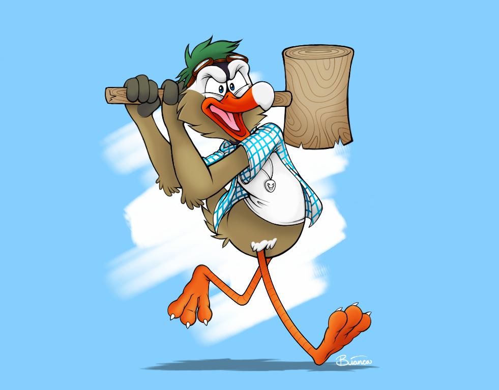 Duino Duck by BITARTZ on DeviantArt.