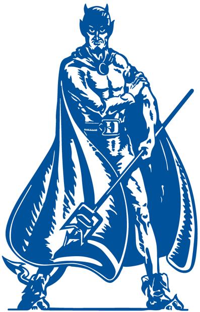 Duke Blue Devil Clipart.