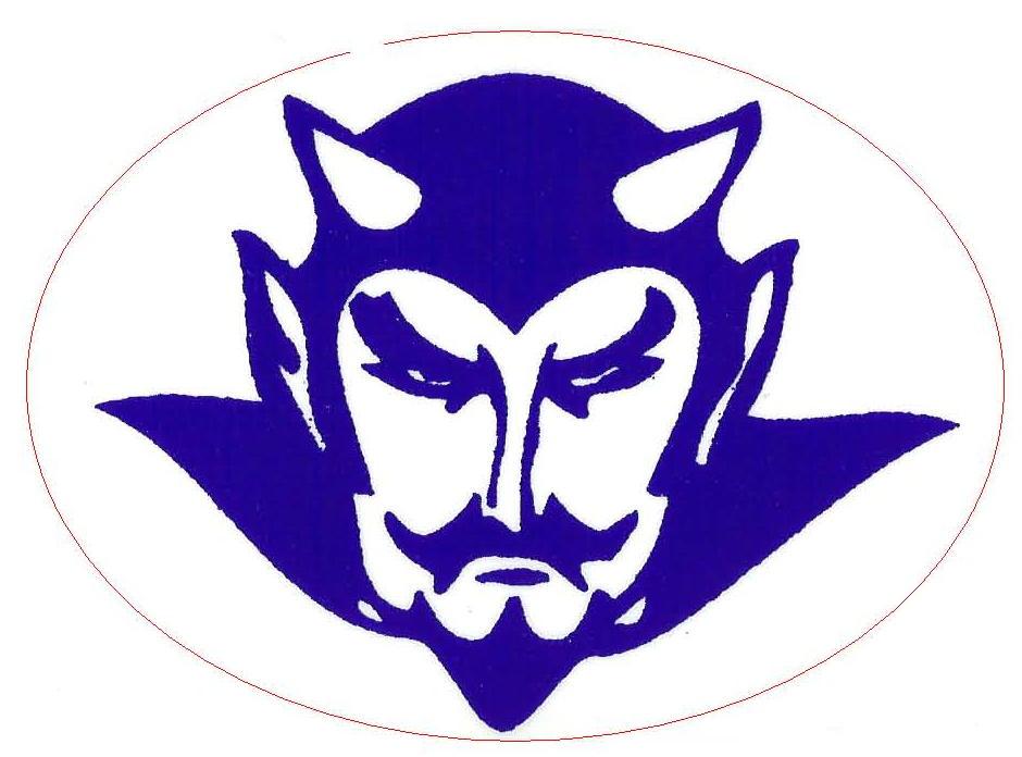 Showing post & media for Duke blue devil mascot cartoon.