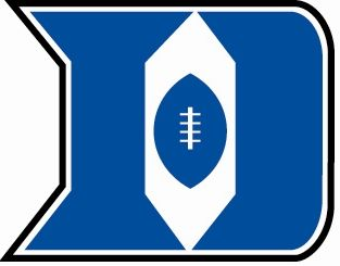 Duke Football Logo.