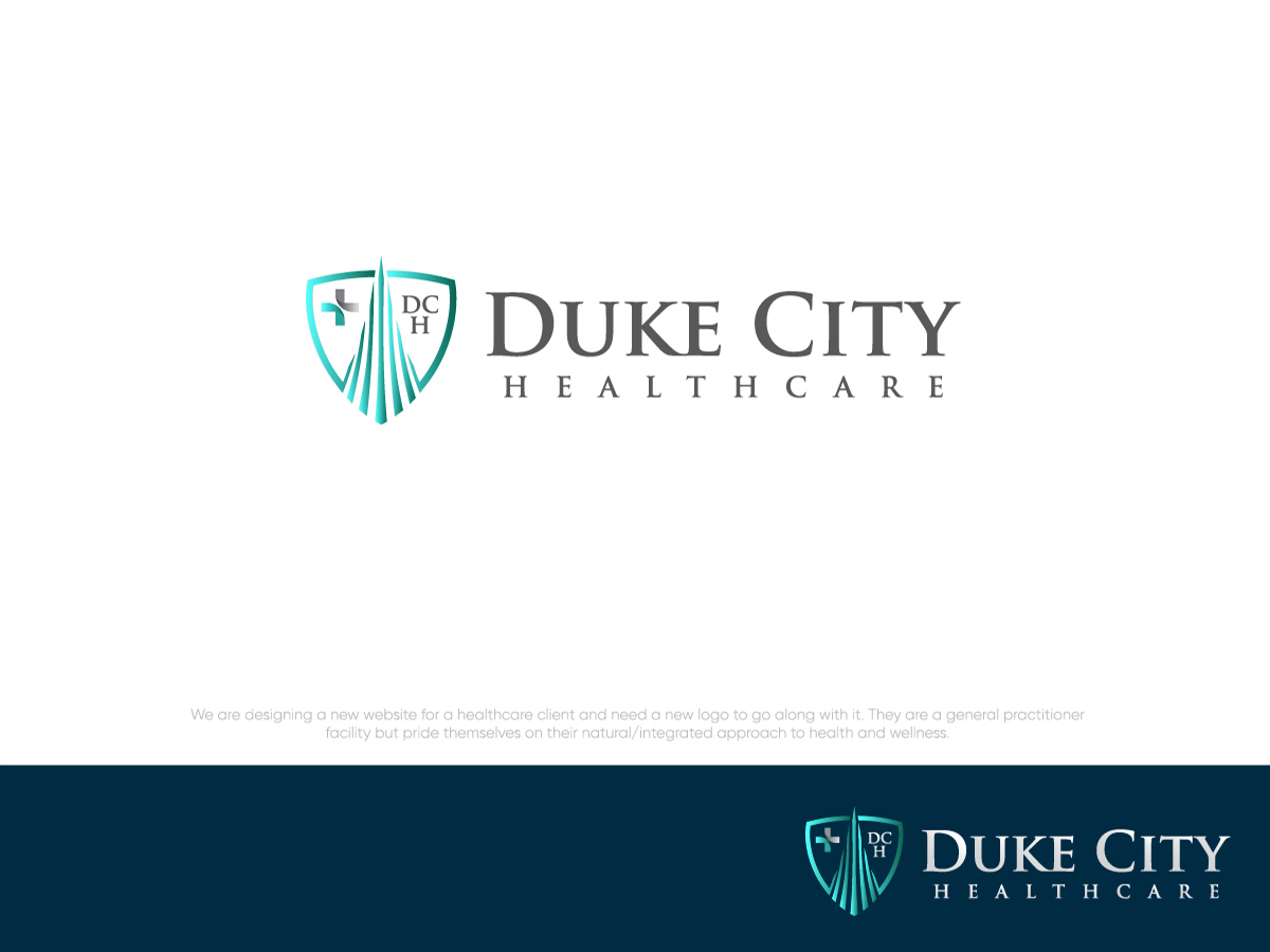 Playful, Upmarket, Healthcare Logo Design for Duke City.