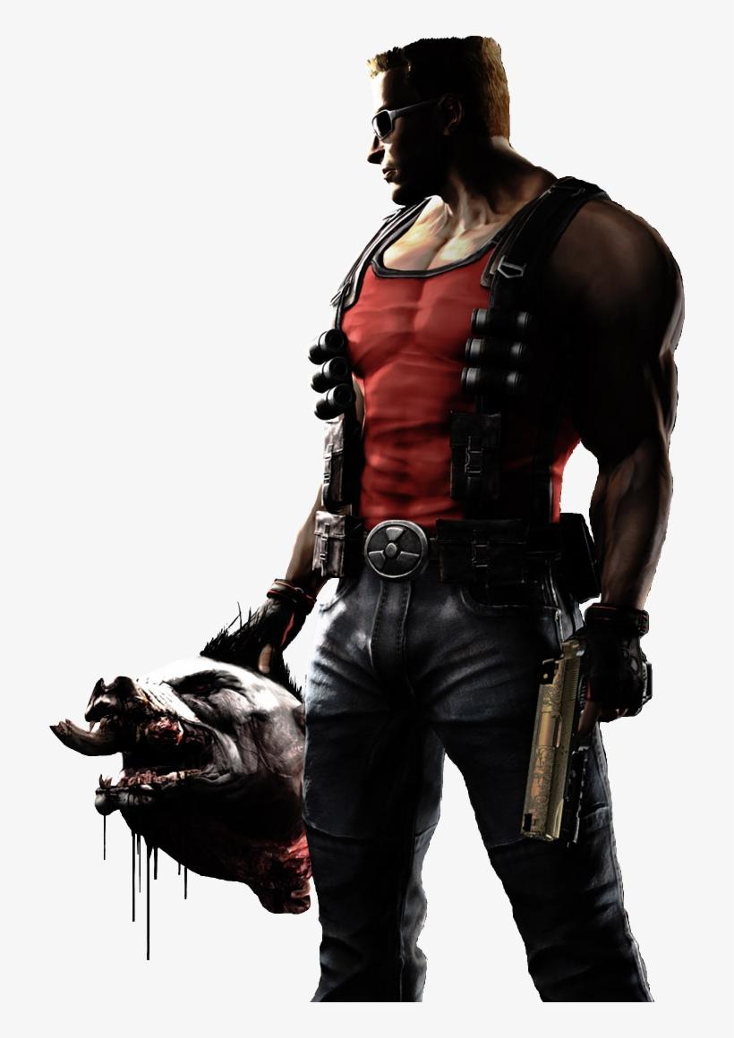 Duke Nukem Png Download Image.