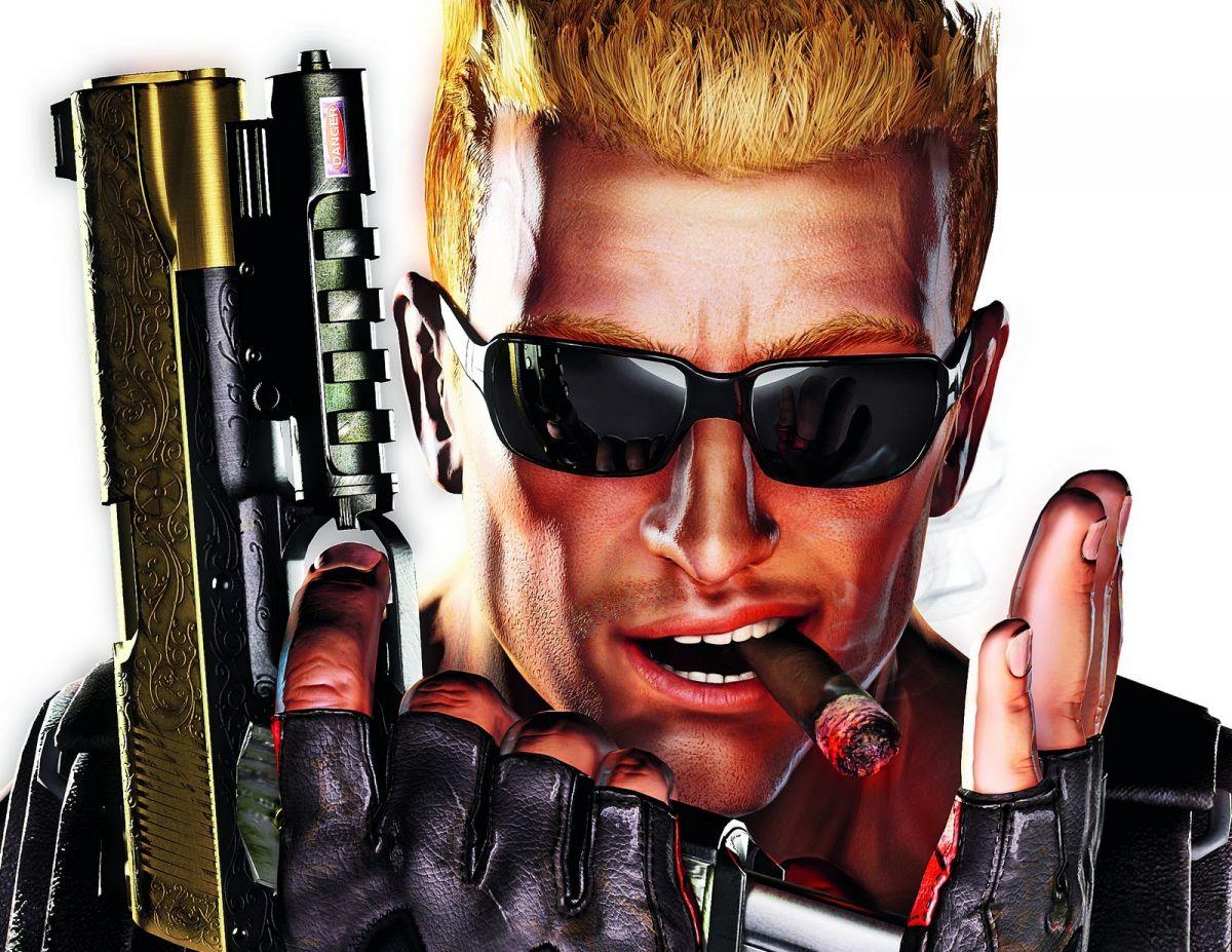 Gearbox has made a start on a new Duke Nukem.