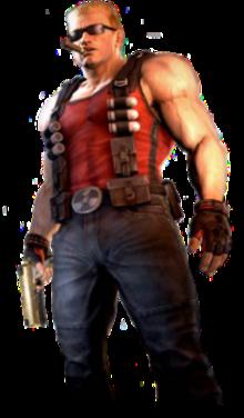 Duke Nukem (character).