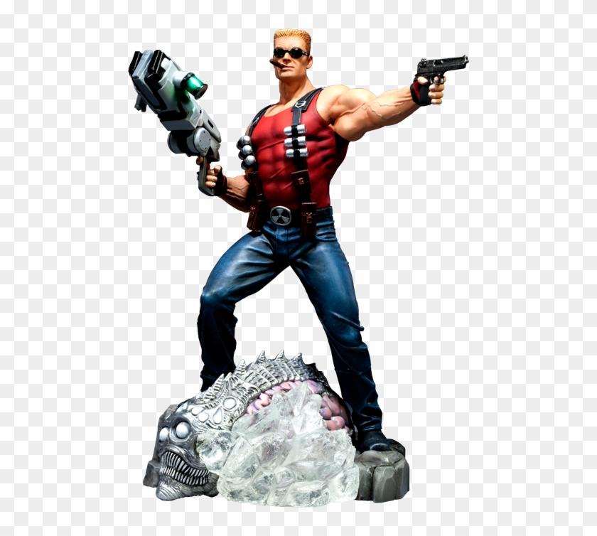 Duke Nukem Png Image Background.