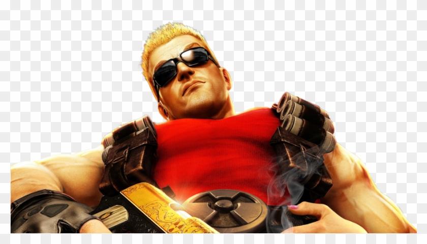 Duke Nukem Png Image.